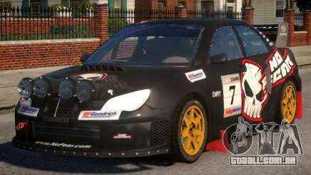 Subaru Impreza WRX para GTA 4