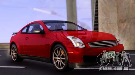 Nissan Skyline 350 GT Nismo para GTA San Andreas