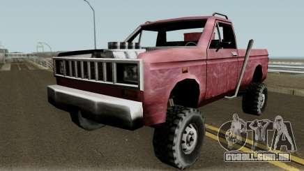 Bobcat Mad Max para GTA San Andreas