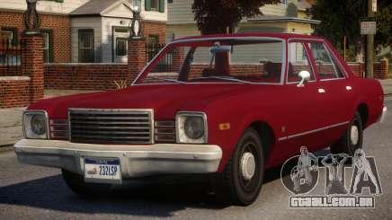 1979 Dodge Aspen para GTA 4