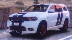 Dodge Durango SRT HD 2018 1.6 para GTA 5