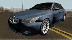 BMW M5 Low-poly para GTA San Andreas