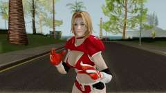 Tina Sport Suit from Dead or Alive 5 para GTA San Andreas