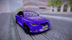 BMW M5 E60 Night v.2.0.0 Tuning para GTA San Andreas