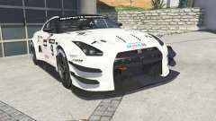 Nissan GT-R Nismo GT3 (R35) 2013 [add-on] para GTA 5