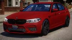 2018 BMW M5 (F90)