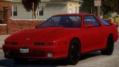 1992 Toyota Supra 3.0 Turbo para GTA 4
