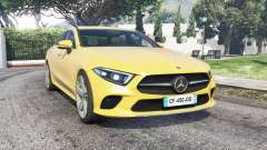 Mercedes-Benz CLS 450 (C257) 2018 v1.2 para GTA 5