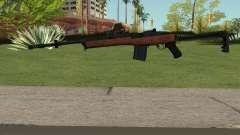 MINI-14 para GTA San Andreas