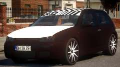 VW Golf IV para GTA 4