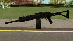SAIGA 12K para GTA San Andreas