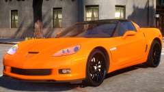 2010 Chevrolet Corvette Grand Sport v1.3 para GTA 4