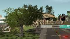 Dream of Trees Project para GTA San Andreas
