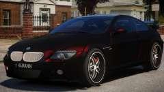 BMW 6 Drift para GTA 4