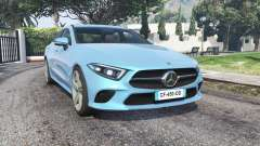 Mercedes-Benz CLS 450 (C257) 2018 [replace] para GTA 5