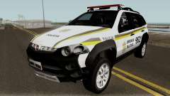 Fiat Palio Weekend 2013 PATAMO para GTA San Andreas