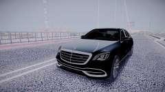Mercedes-Benz S560 Maybach para GTA San Andreas
