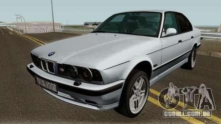 BMW E34 M5 HQ para GTA San Andreas
