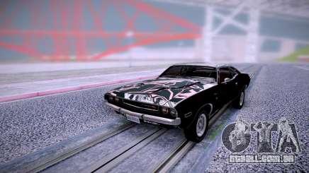 Dodge Challenger RT 1970 para GTA San Andreas