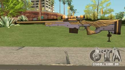 AWM from Knives Out para GTA San Andreas