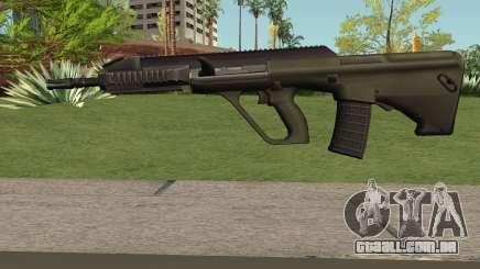 AUG-A3 para GTA San Andreas
