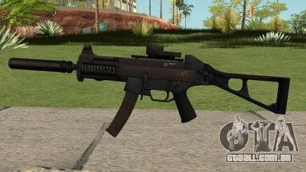 UMP9 para GTA San Andreas