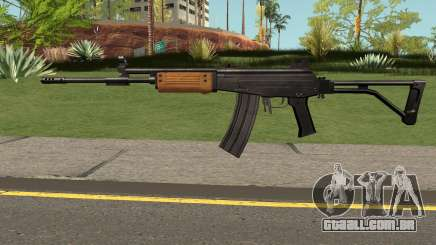 Galil Assault Rifle para GTA San Andreas