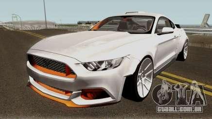 Ford Mustang GT Widebody para GTA San Andreas