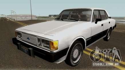 Chevrolet Opala Diplomata 1987 para GTA San Andreas