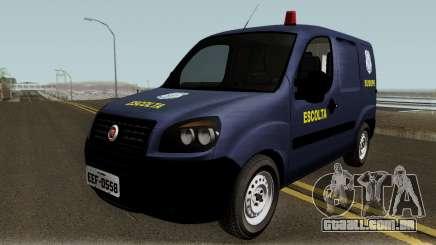 Fiat Doblo da SUSEPE para GTA San Andreas