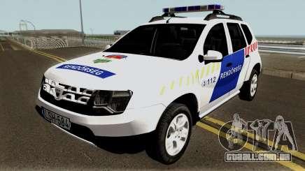 Dacia Duster Rendorseg 2017 para GTA San Andreas