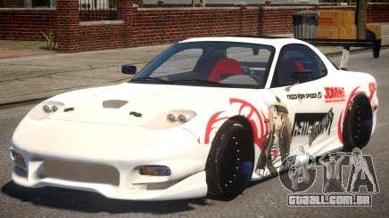 KJC Mazda RX-7 PJ2 para GTA 4