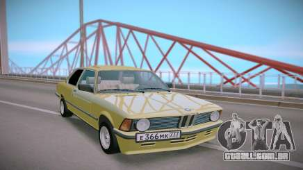 BMW E21 Coupe para GTA San Andreas