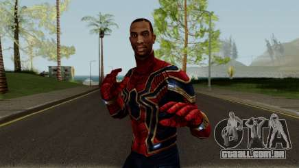 CJ Spiderman para GTA San Andreas