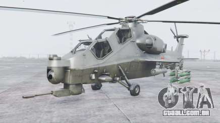 CAIC Z-10 v2.0 [add-on] para GTA 5