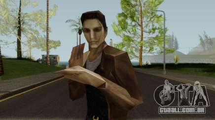 Harry Mason Silent Hill para GTA San Andreas
