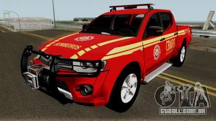 Mitsubishi L200 GBS para GTA San Andreas