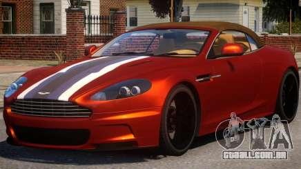 2010 Aston Martin DBS para GTA 4