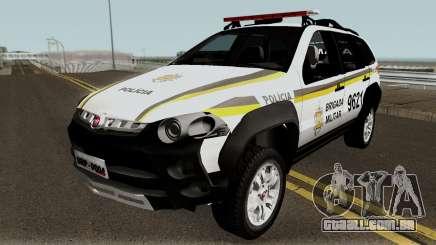 Fiat Palio Weekend 2013 PATAMO para GTA San Andreas