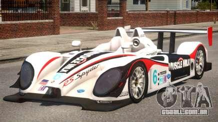 Porsche RS Spyder PJ4 para GTA 4