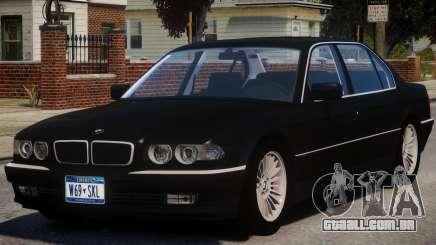 1998 BMW 750 E38 V1.1 para GTA 4