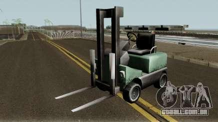 New Forklift para GTA San Andreas