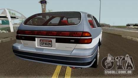 Ford Taurus Wagon 2003 para GTA San Andreas vista direita