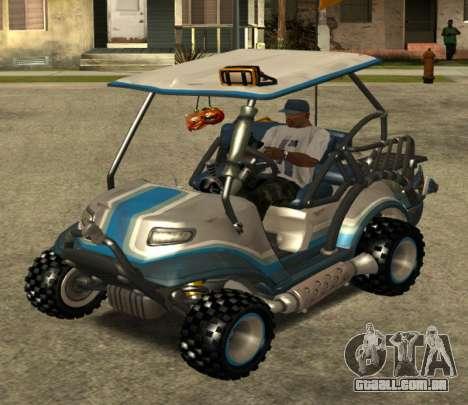 Fortnite Carrinho De Golfe para GTA San Andreas
