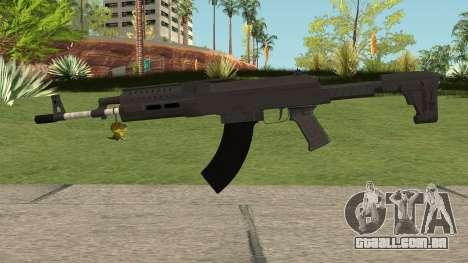 GTA Online Assault Rifle Mk.2 para GTA San Andreas