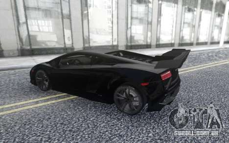 Lamborghini Gallardo para GTA San Andreas