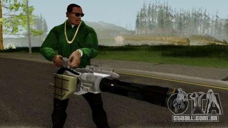Call of Duty Black Ops 3: Death Machine v1 para GTA San Andreas