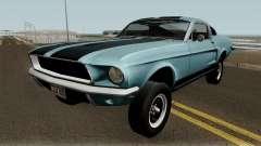 Ford Mustang GT390 Bullitt Edition 1968