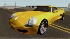 New Super GT para GTA San Andreas