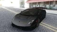 Lamborghini Gallardo Coupe para GTA San Andreas